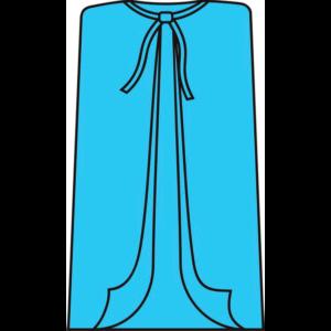Халат-накидка хирургический (для посетителей)