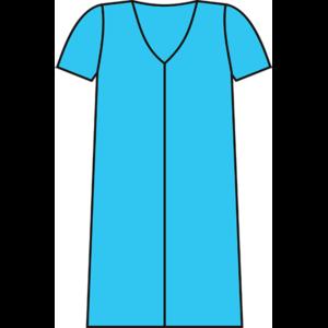 Рубашка для роженицы