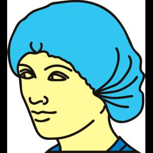 Шапочка-шарлотта хирургическая