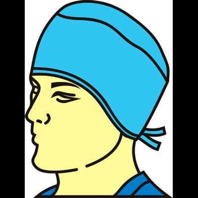 Колпак хирургический «ЕВРОСТАНДАРТ»