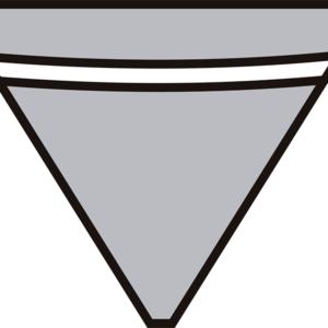 Собирательный мешок со сливом (45*50 см, конусообразной формы)