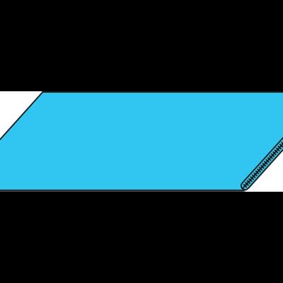 Наматрацник двухсторонний для реанимации 210*90*20 см