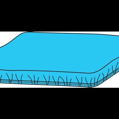 Наматрацник односторонний для реанимации 210*90*20 см